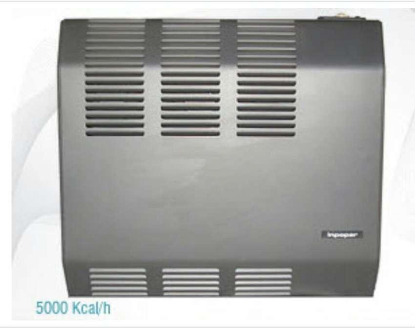Calefactor Inpopar 5000 Calorías 0
