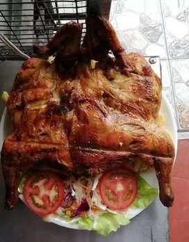 Exquisito Pollo a la Parrilla
