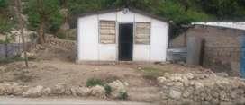 Casa con lote de 270m2 precio negociable