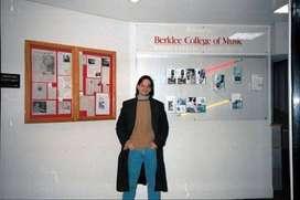 Profesor de Musica - Guitarra Electrica- Via Skype-Zoom-Google Meet, etc.pe