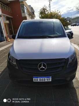 Mercedes Benz Vito furgón