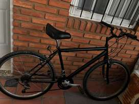Bicicleta mountain bike rod 26 con cambios