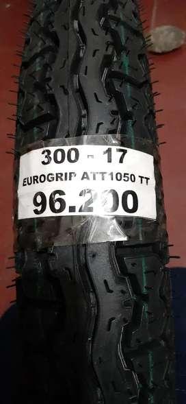 Llanta para moto 300-17  Eurogrip ATT 1050 TT