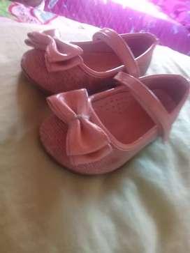 Zapatos niña como nuevos talla 21-22