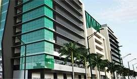Alquilo Oficinas en Skybuilding