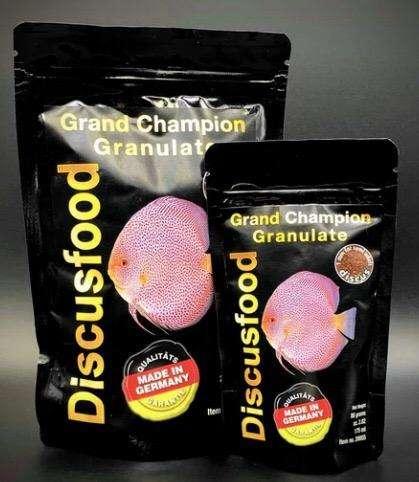 Comida Discusfood para peces disco 0
