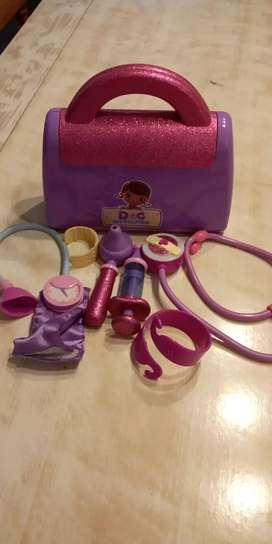 Valijita Doctora juguetes