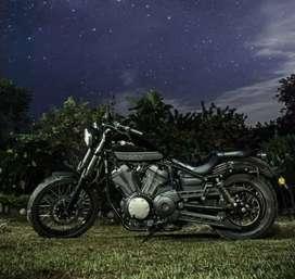 Yamaha bolt 2019, unico dueño poco uso, 700 km