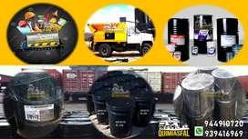 Venta de Asfalto Rc 250 y Mc 30 en cilindros y baldes puesto en obra