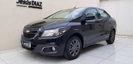 CHEVROLET PRISMA LTZ MANUAL CON GAS COLOR NEGRO