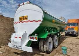 Tanque cisterna 9000 galones