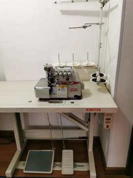 Vendo Maquina Fileteadora Industrial