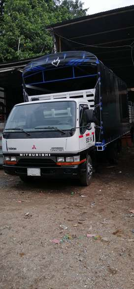 Mitsubishi canter