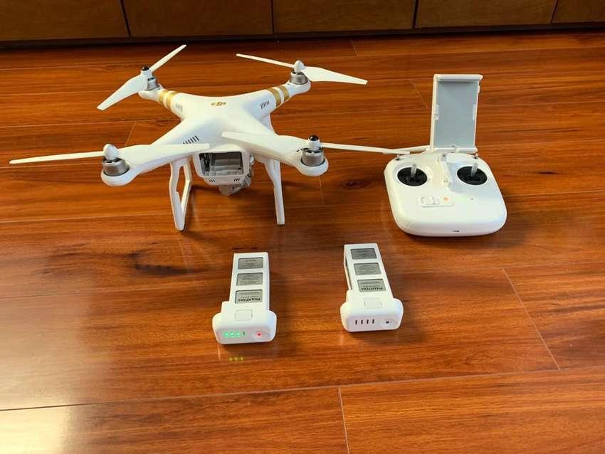 Dron DJI phantom 3 Edicion especial 0