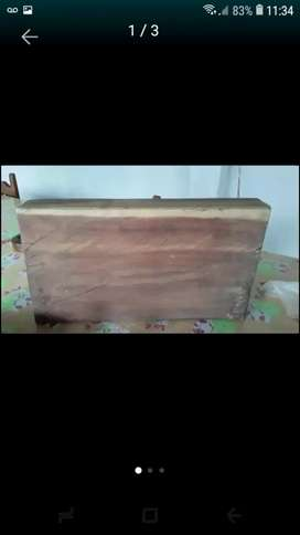 Vendo madera dura