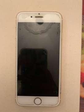 Iphone 6 de 128 gb (negociables)