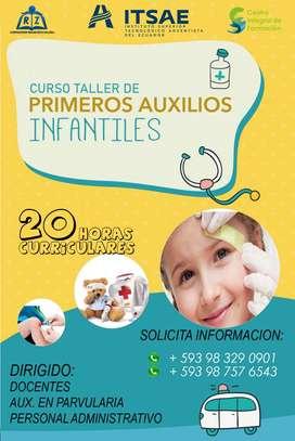 CURSO PARA CENTROS INFANTILES
