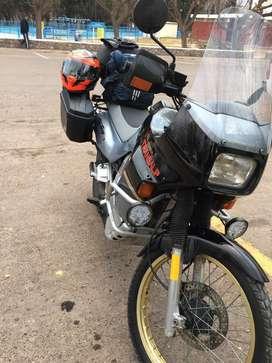 Honda transalp 600 mod 93 equipada exlente estado
