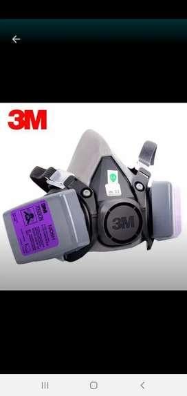 Se vende respiradores 3M originales ( mascarillas 3M )