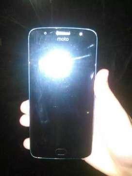 Moto G5 Gama alta estado 9-10 pantalla perfecta