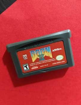 Juego Doom II para GameBoy Advance