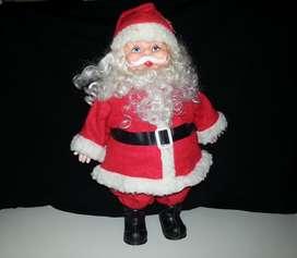Muñeco Papá Noel Santa Claus