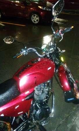 Moto AKT nkd 2012