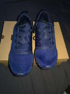 Tenis Reebok Flash Film Azul Originales