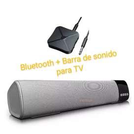 Barra + Bluetooth tv