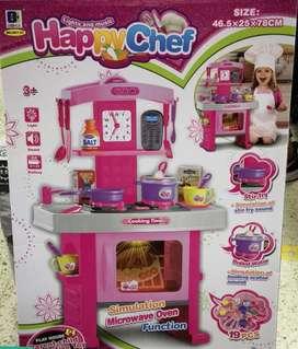 Cocinita happy chef