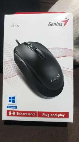 Mouse genius  nuevo en caja