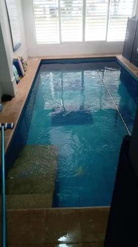 Mantenimiento dé piscinas