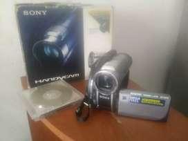 Filmadora Sony handy cam
