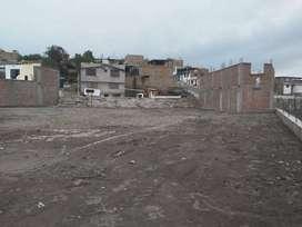 Remato lotes en San Martín de Socabaya
