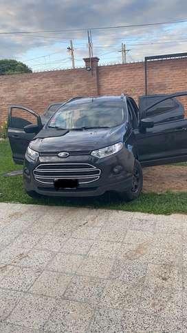 Ford ecosport SE 2013
