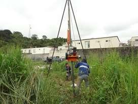 Norma NEC: estudio mecánica: SPT suelos