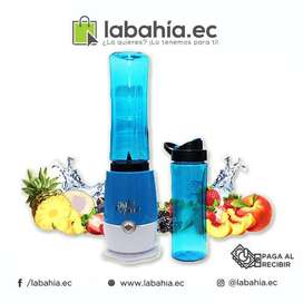 Licuadora Batidora Portatil Doble Vaso Shake N Take 3