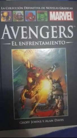 Coleccion definitiva de marvel comics