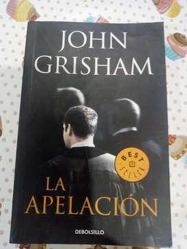 La Apelación de John Grisham