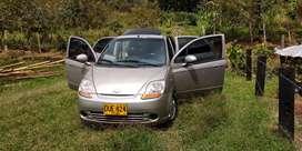Chevrolet spark Go modelo 2009 full equipo papeles al día