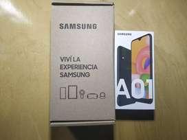 Samsung A01 Nuevo con garantía