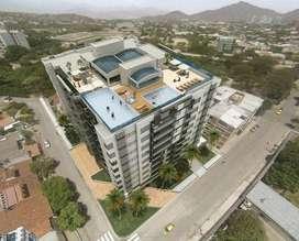 Super Apartamento luxury en santa marta
