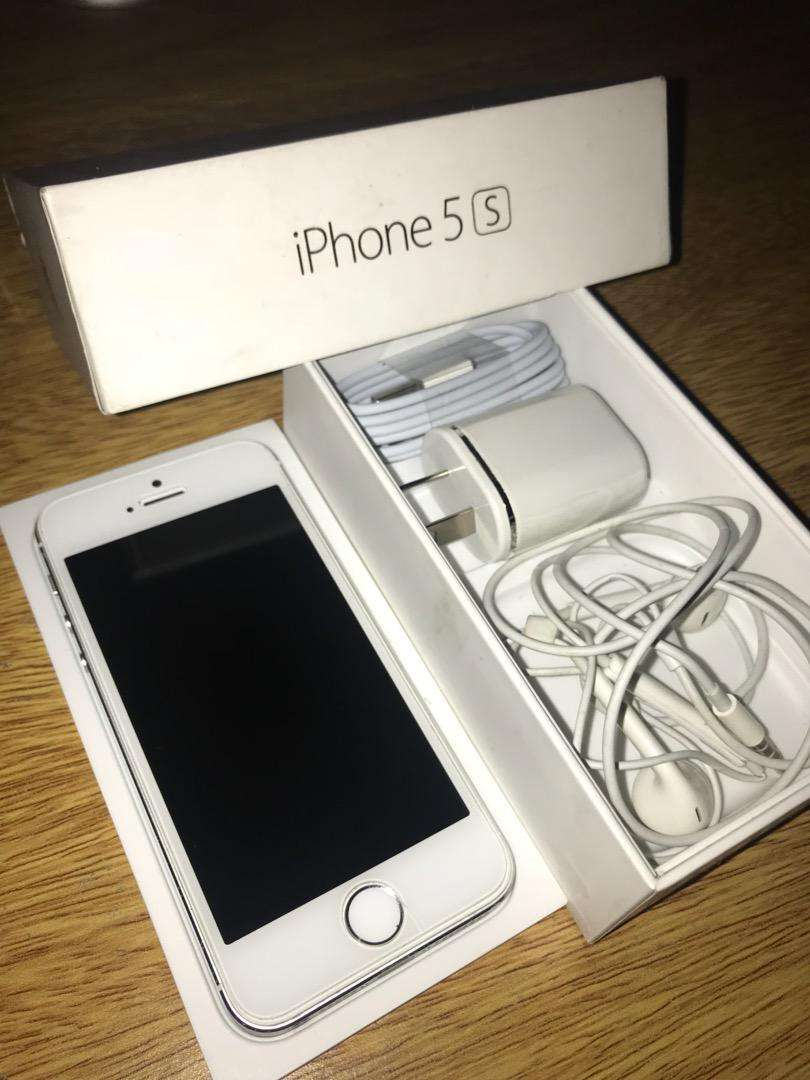 iPhone 5s 16gb! libre 0
