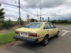 Toyota Corona Liftback Luxury Edition 1980