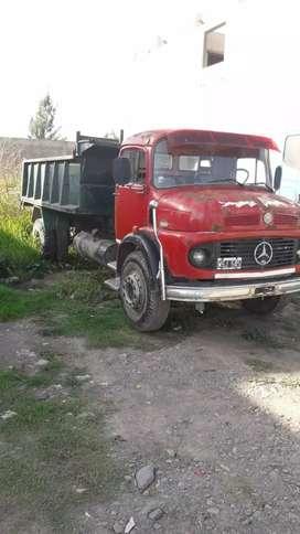 Vendo camión Mercedes 11/14 todos los papeles al día