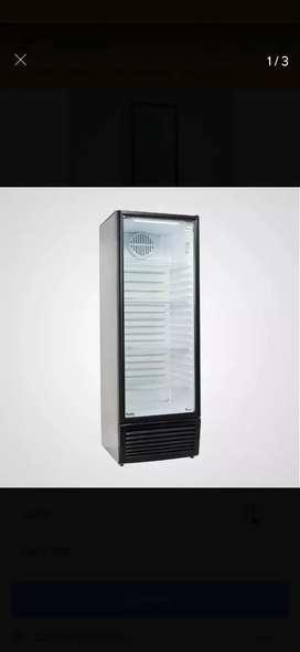 Vendo o permuto heladera exhibidora gafa visu premium 420 lts