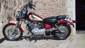 Yamaha Virago 250 edición limitada