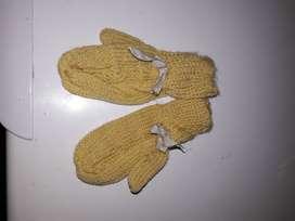 guantecitos de bebe