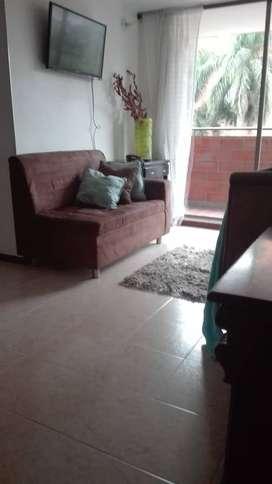 Apartamento amoblado en Medellin ID232