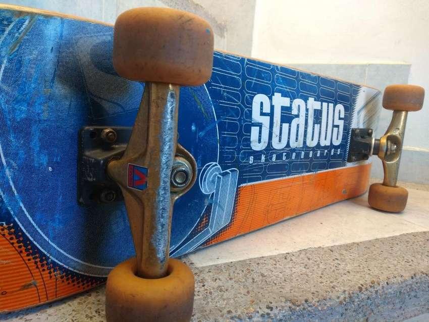 Skate Tabla Skateboard Patineta 0
